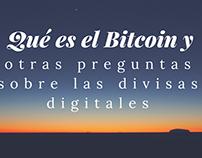 Qué es el Bitcoin y otras preguntas sobre las divisas d