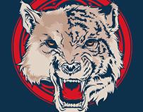 C.L.A.T family Cuore Lupo Anima Tigre