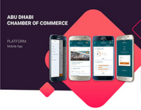 Abu Dhabi Chamber of Commerce Mobile App