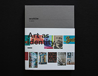 Acrylicize: Portfolio Book