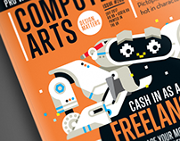 Computer Arts 268 - Cash in as a freelancer