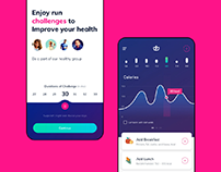 Lifesum — Health and Fitness Mobile app • UI/UX