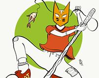 Contra-Atacar (Cat Squad)