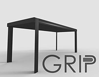 CONCEPT PROJECT - GRIP Wood Table Proposal