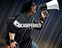 CAMPEONES DIRECTO - JAUREGUI