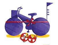 A Big Day for the Little Wheels | Childrens Book