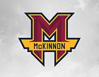 McKinnon Basketball - Rebrand