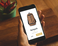 BackPack Mobile App