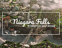 Niagara Falls / Interactive Map