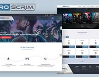 Proscrim - gaming platform