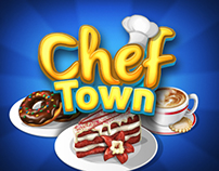 Chef Town Game