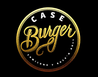 Case Burger Brand Work