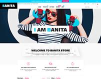 Banita - Shopify Themeforest Premium Theme