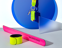 Neon Story for Surface Mag Issue 136