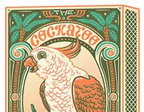 The Cockatoo | Riso Print