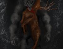 Hunter Werewolf
