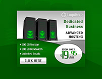 15 Free Hosting Banners Collection in PSD