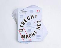Utrecht Meent Het #1
