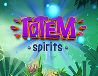 Totem spirits game