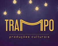 Trampo Produções Culturais (Logo Design)