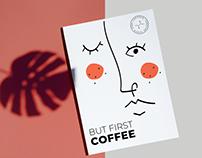 COFFACE Coffeeshop Yerevan / Logo & Branding