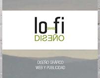 Lo fi, diseño gráfico web y publicidad en Burgos