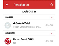 Chat Up by DOKU