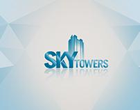 Sky Towers Logo