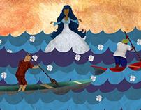 História de Pescadores | Ilustração