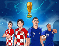 World Cup 2018 Illustrations - Goal.com