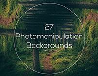 Photomanipulation Backgrounds