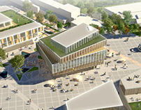 Aalto University - Arons en Gelauff Architecten