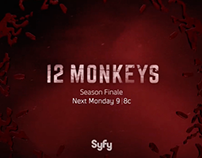 12 Monkeys - Season 2 Episodic Trailers