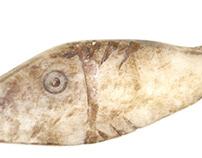 Egyptian fish pendant