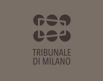 Tribunale di Milano - Designing the way of Justice