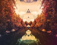 """Weedpecker """"III"""" cover artwork"""