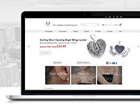 The Jewellery Superstore, Website
