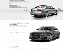 Audi Corporate - Onepager