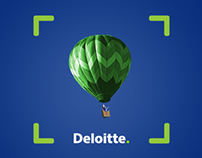 Deloitte Spot the Dot Contest