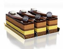 Pierre Marcolini cake CGI