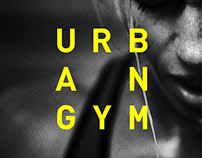 Urban Gym - Visual identity