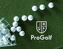 ProGolf - brand identity