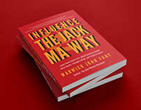 Influence: The Jack Ma Way - book design