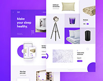 AMETHYST — FREE PSD TEMPLATE