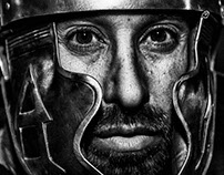 "Portraits of ""Legionaries"""
