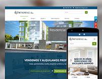 Web: Borbón Rodríguez 2.0