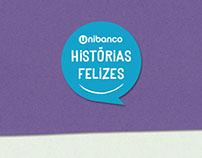 Unibanco Histórias Felizes - Social Media