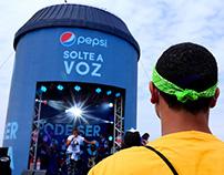 Social Content Pepsi & Lollapalooza Brasil 2015