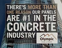 Olympic Panel & Veneer - Brand Update