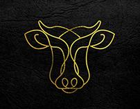 Identidade visual - Vaca Preta
